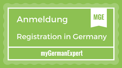 Where to register in Germany?