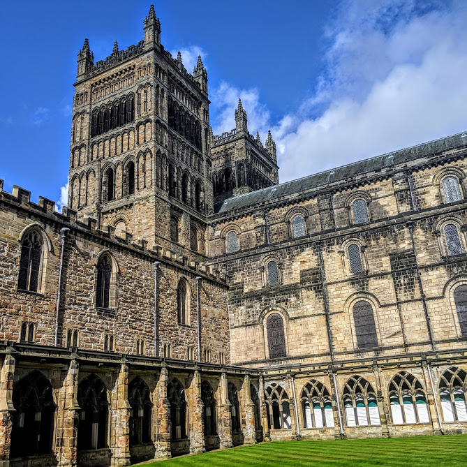 The Best Days Out in County Durham for Kids  - Durham Cathedral