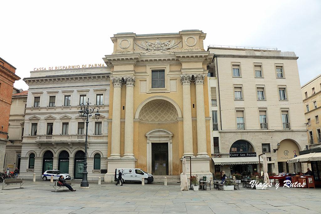 Iglesia de San Pedro de Parma