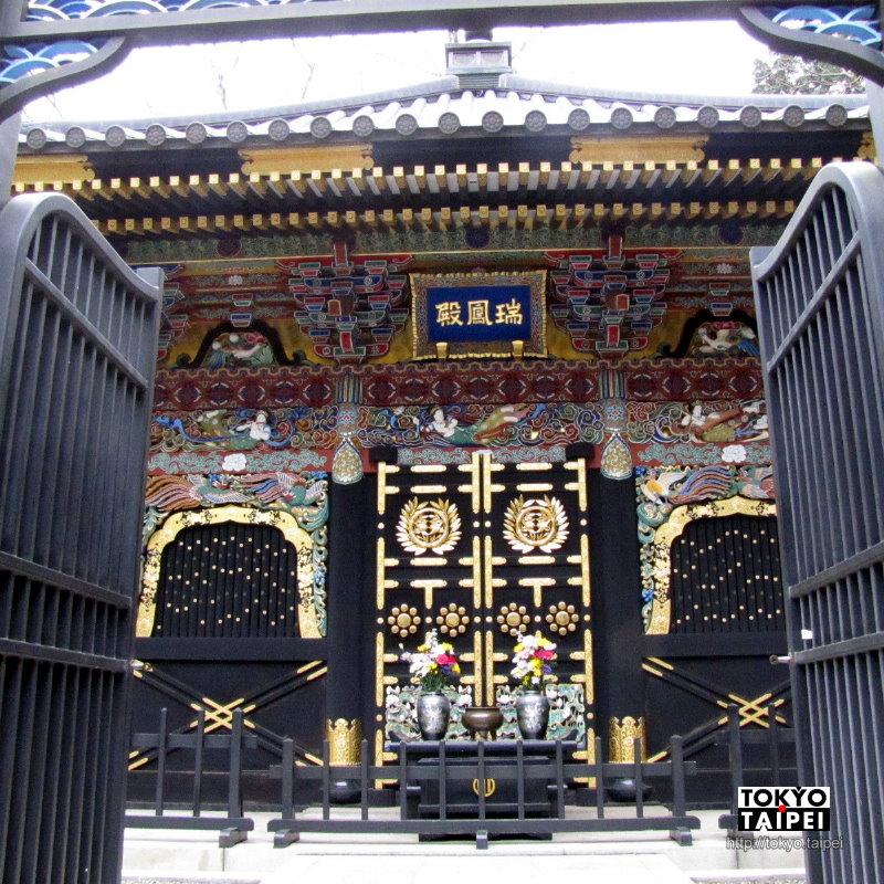 【瑞鳳殿】仙台市觀光首站 伊達政宗華麗絢爛的長眠處