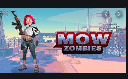 Mow Zombies Apk +Data Free on Android Game Download