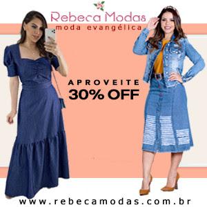 Moda Evangélica Rebeca Modas