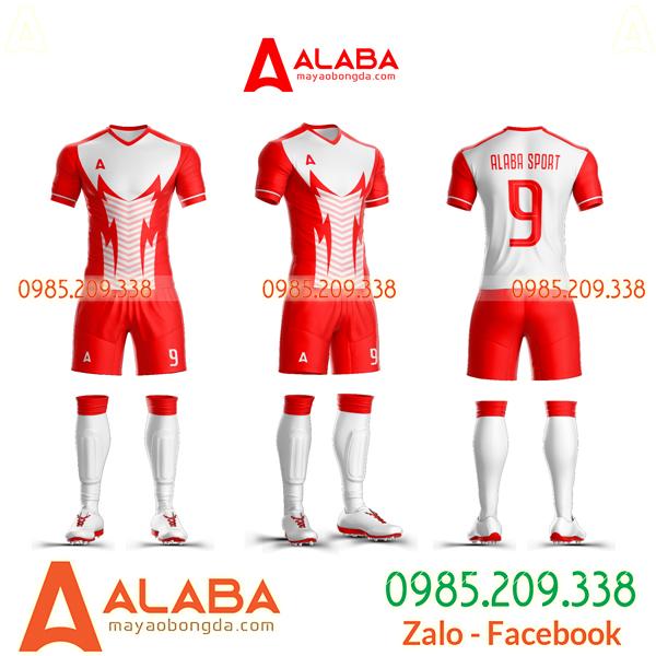 Áo bóng đá tự thiết kế đẹp nhất