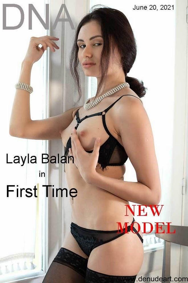 [DeNudeArt] Layla Balan - First Time denudeart 07020
