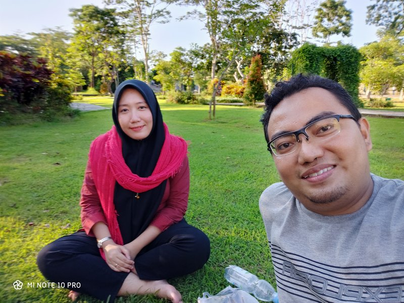 Hasil Foto Kamera Depan Xiaomi Mi Note 10 Pro
