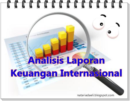 Catatanku Analisis Laporan Keuangan Internasional