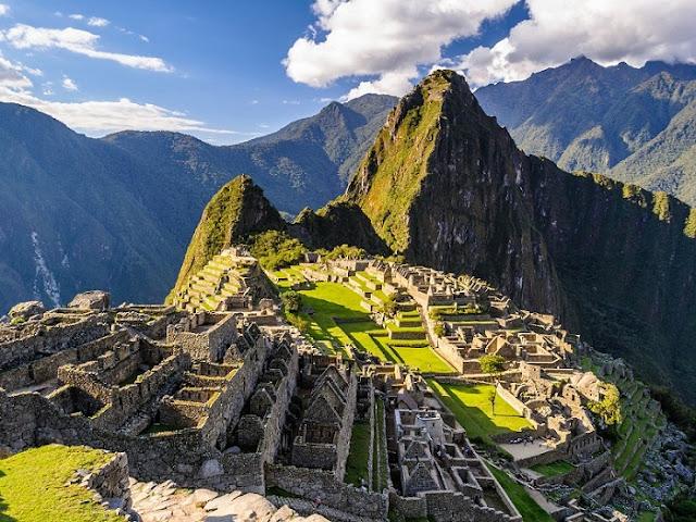 Machu Picchu, 7 Wonders of the world