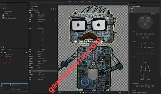 Adobe Character Animator CC 2020 Free Download With Crack