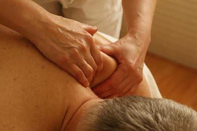 كيفية إزالة التشنج العضلي