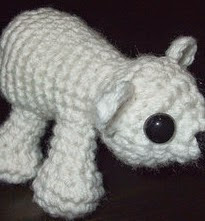 http://www.ravelry.com/patterns/library/baby-polar-bear