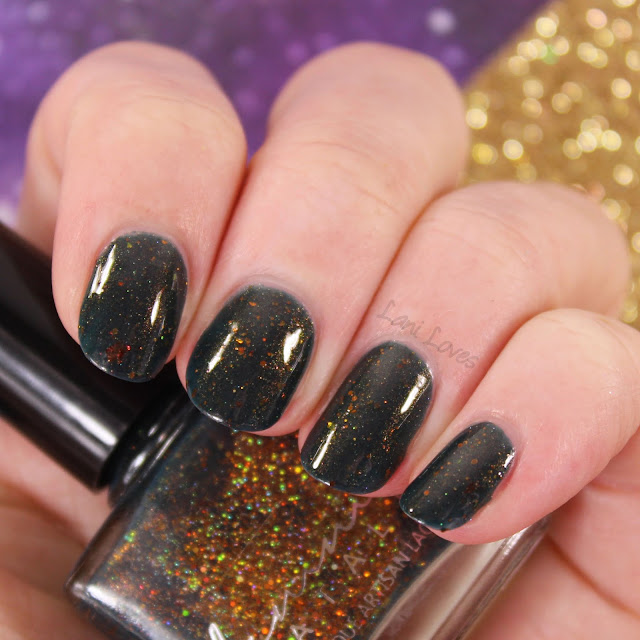 Femme Fatale Cosmetics Colour Crush Nail Polish Swatches & Review