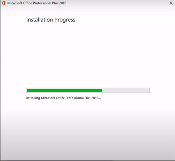 Hướng dẫn cài đặt Microsoft Office 2016 Professional Plus d