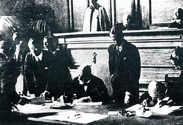 93 χρόνια από την υπογραφή της Συνθήκης της Λωζάνης