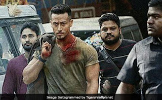 बागी 2 टाइगर श्रॉफ फिल्म ट्रेलर
