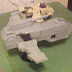 What's On Your Table: Thunderhawk Gunship