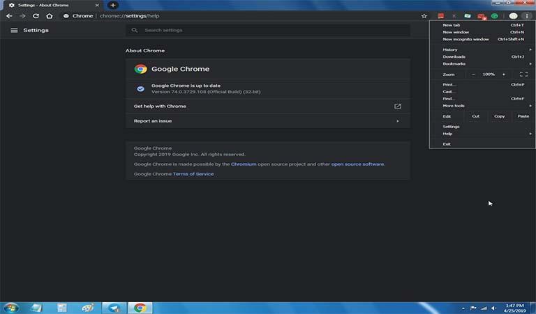 Apakah Bisa Dark Mode Google Chrome Dipakai Pada Windows 7?