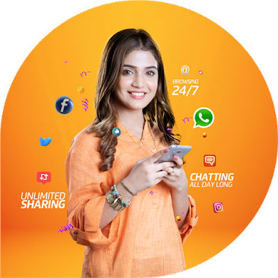 Ufone daily internet package - Ufone Daily Package