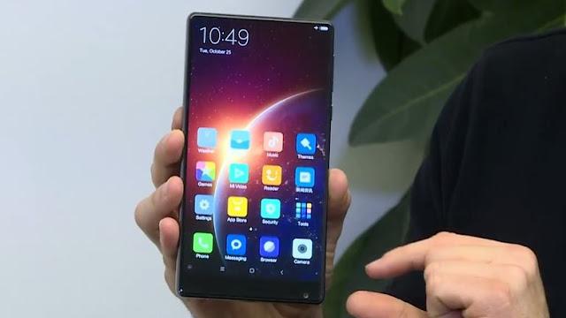 Tren Smartphone Tanpa Bezel akan populer di 2017