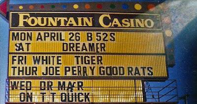 The Fountain Casino