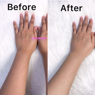 [REVIEW] MENCERAHKAN KULIT MENGGUNAKAN BODY CARE DARI SCARLETT WHITENING (BODY SCRUB, SHOWER SCRUB & BODY LOTION)