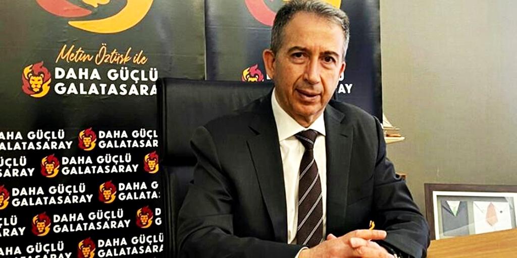 ÖZEL | Metin Öztürk: Basketbol şubesinin sponsoru Doğa Sigorta olacak!