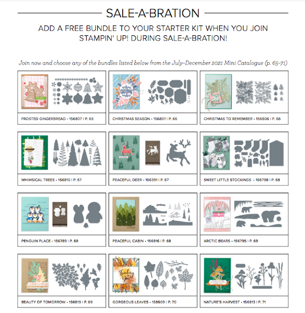 Welcome To The New Catalogue & Sale-A-Bration 2
