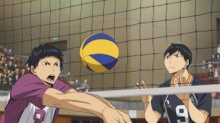 ハイキュー!! アニメ 3期2話 五色工 | Karasuno vs Shiratorizawa | HAIKYU!! Season3