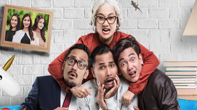 3 Dara 2, Film Komedi Yang Sarat Dengan Pesan Positif