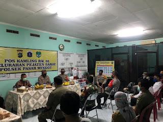 Salam Kapolda Metro Jaya : Tetap jaga Kesehatan, Gelorakan Jakarta Bermasker dan Jadikan 3 M sebagai Gaya Hidup.