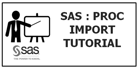 Importing Excel Data into SAS