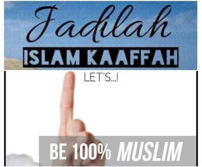 ISLAM SECARA KAFFAH
