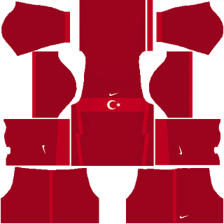 Türkiye - Dream League Soccer 2021 Forma Kits & Logo