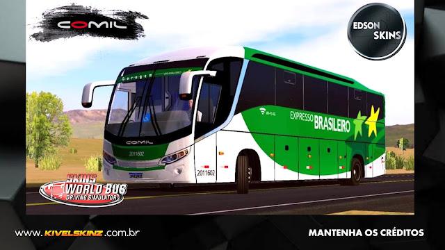 COMIL 1200 4X2 - VIAÇÃO EXPRESSO BRASILEIRO
