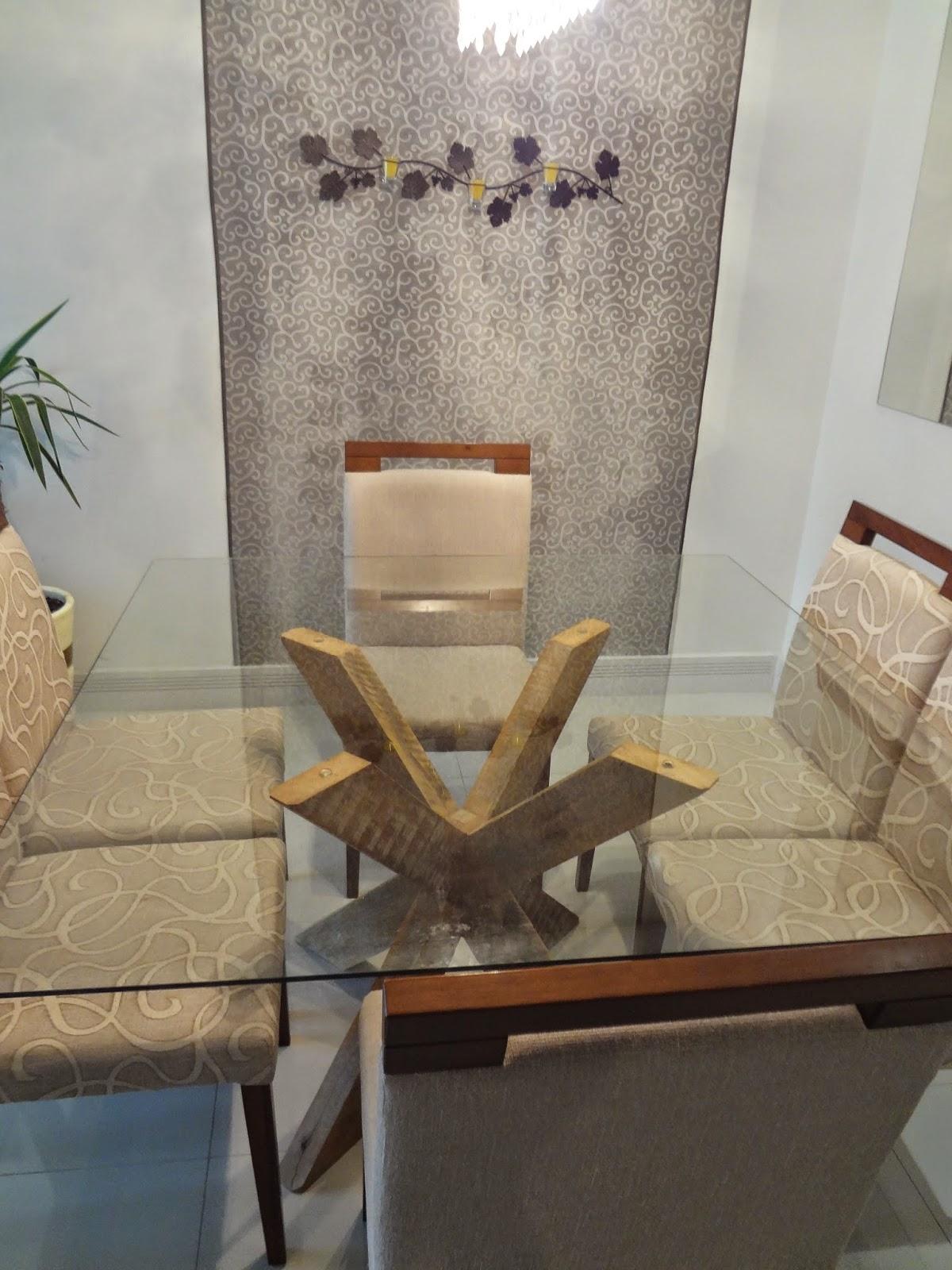 Sala De Jantar Com Mesa De Granito Conjunto De Mesa Retangular E  -> Sala De Jantar Pequena Com Mesa De Marmore