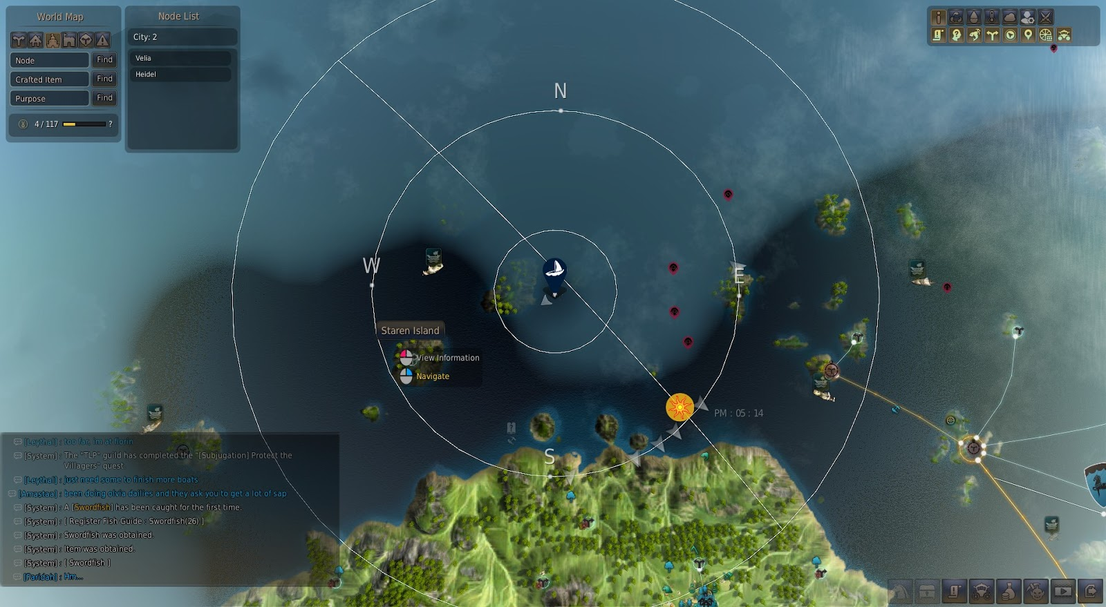 Black desert online crafting journal fishing guide hotspots the odd thing was that it is connected to oliva coast node not a island gumiabroncs Image collections