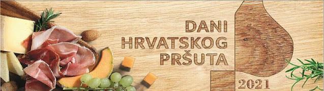 Dani hrvatskog pršuta 2021 Poreč