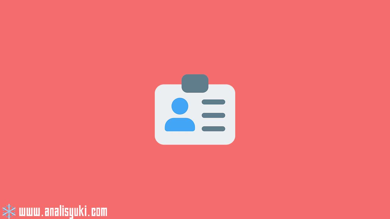 Cara Mengubah Nama Penulis (Admin) di Blogger