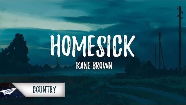 Kane Brown Lyrics - Homesick