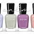 Press Release | Zoya Calm Collection [Spring 2020]