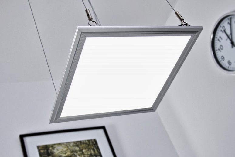 Cm Plafoniera Pannello Luminoso 30w Led 30x30 Lampada Quadrato jzpVMLqSUG