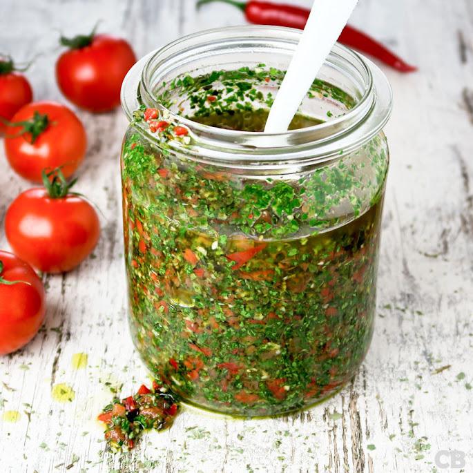 De lekkerste salsa: Argentijnse chimichurri