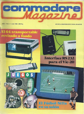 Revistas Commodre Magazine 4