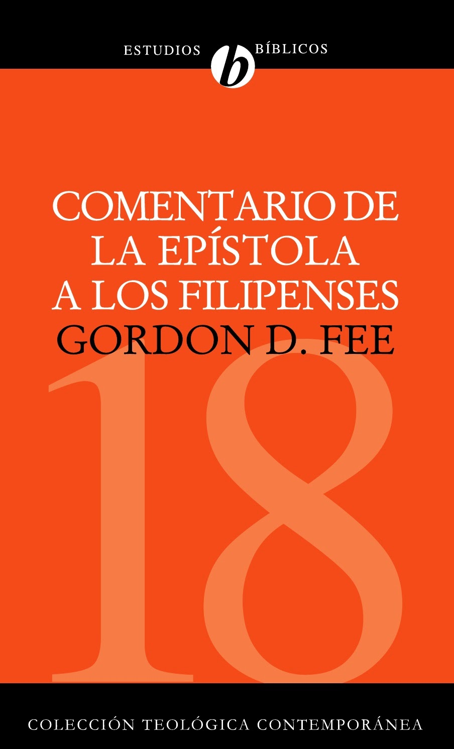 Gordon D. Fee-Comentario De La Epístola a Los Filipenses-