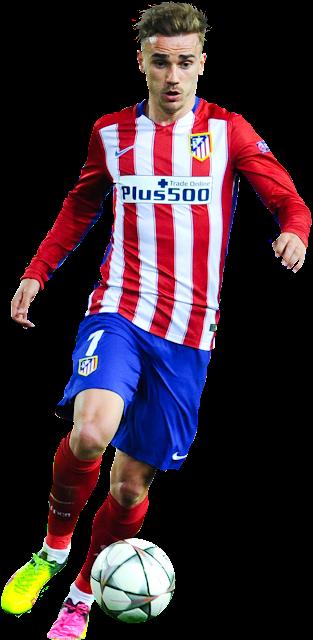 Antoine Griezmann - Atletico Madrid #1