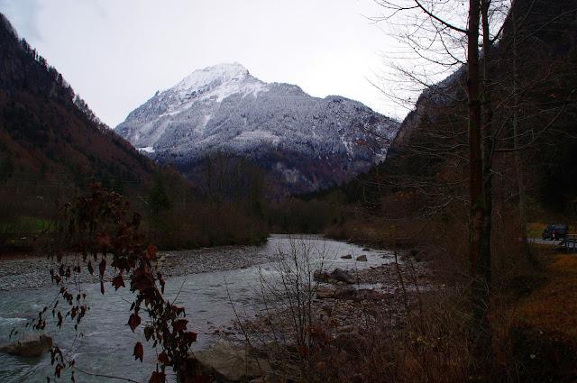 Jungfrau River