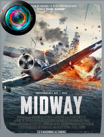 Midway: Ataque en Altamar (2019) HDRip [1080p] Latino [GoogleDrive] SilvestreHD