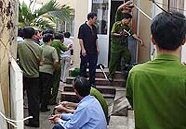 Câu lưu nghi can Nguyễn Văn Nghị người yêu của nạn nhân
