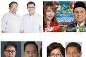 Empat Pasalon Walikota Wakil Walikota Manado Ditetapkan KPU