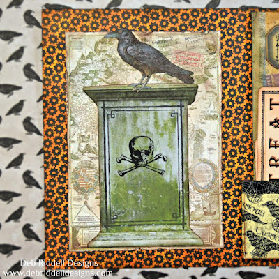 Halloween Folio Inside Front Cover