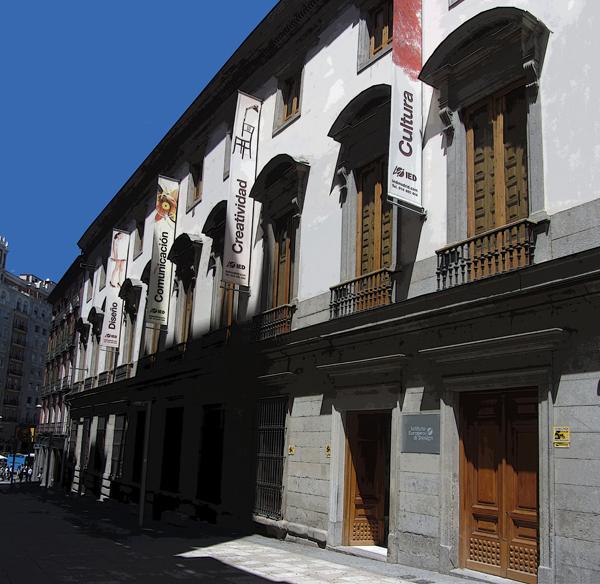 Palacetes De Madrid Palacio Del Conde De Altamira